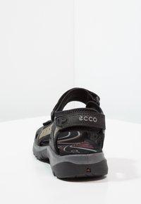 ECCO - OFFROAD - Chodecké sandály - black - 3