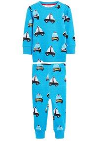 Next - 3 PACK  - Pyjama set - blue - 3