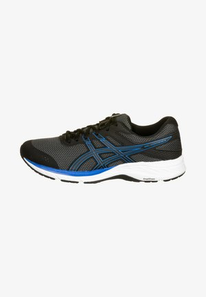 Neutral running shoes - graphite grey / directoire blue