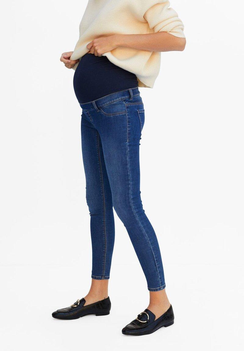 Mango - PITIMAT-I - Jeans Skinny Fit - blue