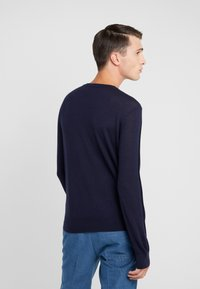 Club Monaco - LUX LINKS - Maglione - dark blue - 2