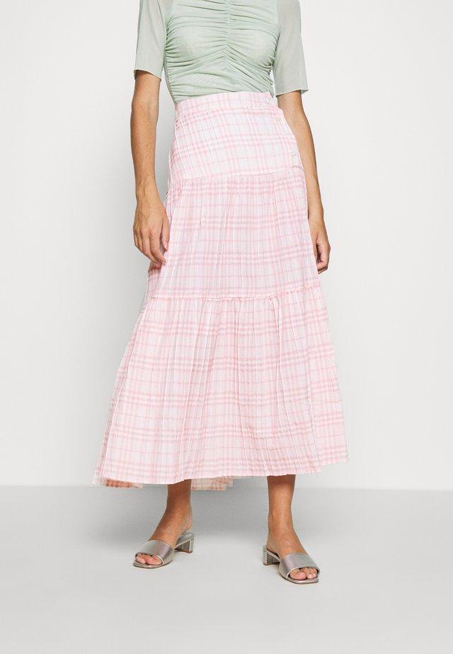 ELIZA SKIRT - A-line skirt - rose