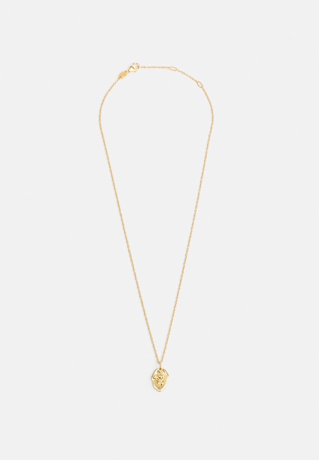 CUPID NECKLACE - Collier - gold-coloured