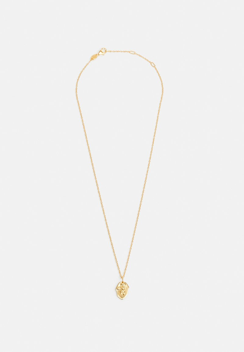 Northskull - CUPID NECKLACE - Necklace - gold-coloured