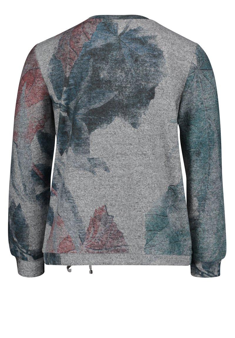 Betty & Co Sweatshirt - silver-mint/mehrfarbig ypBY9x