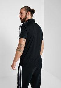 adidas Performance - Sports shirt - black - 2