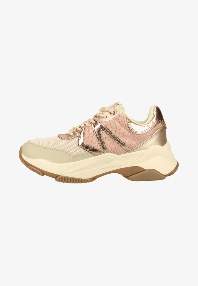 Sneakersy niskie - light pink