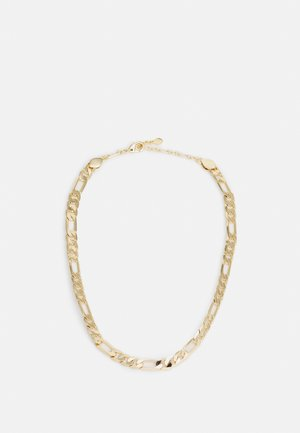 MEDIUM FIGARO CHAIN NECKLACE - Collar - gold-coloured
