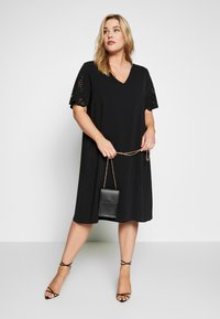 Persona by Marina Rinaldi - DOROTEA - Day dress - nero - 1