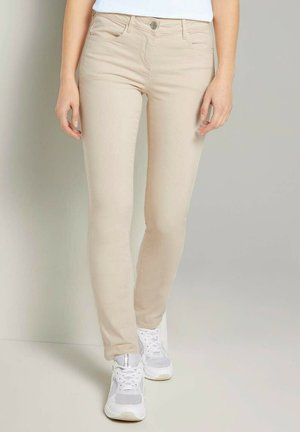 Slim fit jeans - soft vanilla