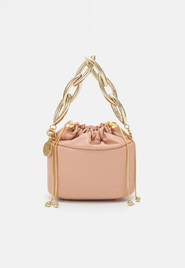 BRICK MINI - Handbag - nude pink