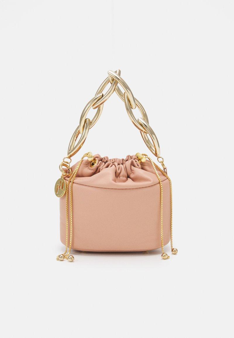 Rosantica - BRICK MINI - Handbag - nude pink
