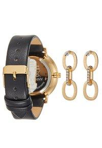 Anna Field - SET - Reloj - black/gold-coloured - 2