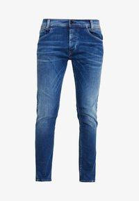 Pepe Jeans - SPIKE - Straight leg jeans - medium used powerflex - 4