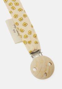 Konges Sløjd - PACIFIER STRAP UNISEX - Dummy chain - yellow - 2