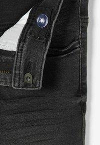 Name it - Slim fit jeans - black denim - 3