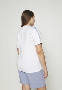 Ellesse - MADELENA - Print T-shirt - white - 3