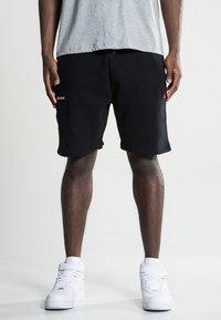 Ellesse - NOLI - Pantalones deportivos - anthracite - 0
