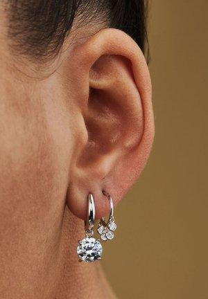 Øreringe - silber