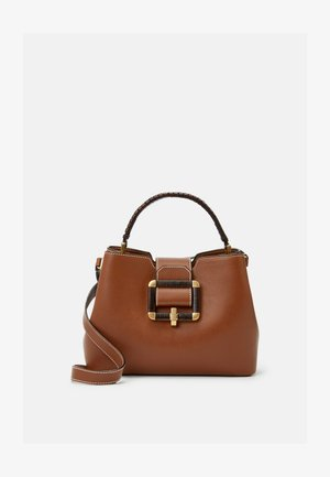 JORAH TOP HANDLE - Handbag - cuero