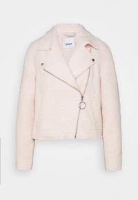 ONLASHA BIKER - Summer jacket - pumice stone