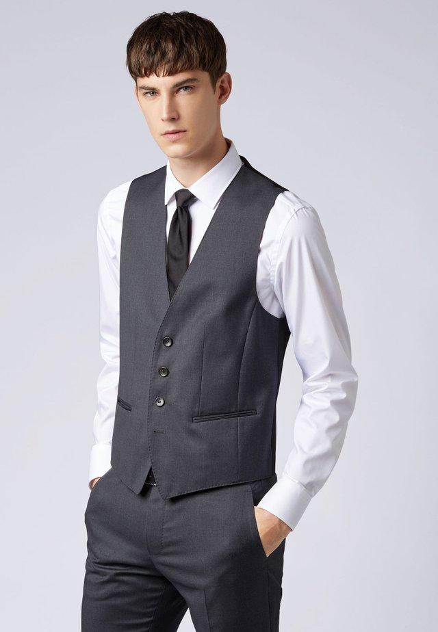 WILSON - Suit waistcoat - dark grey