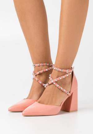 ARIYAH - Zapatos altos - rose pink