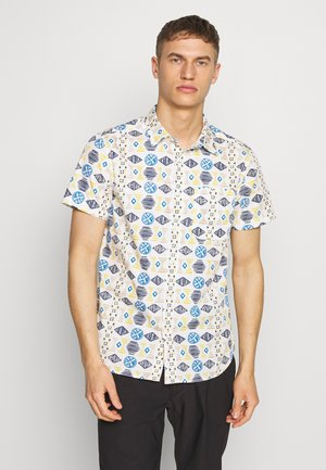 MEN'S BAYTRAIL PATTERN - Shirt - vintage white