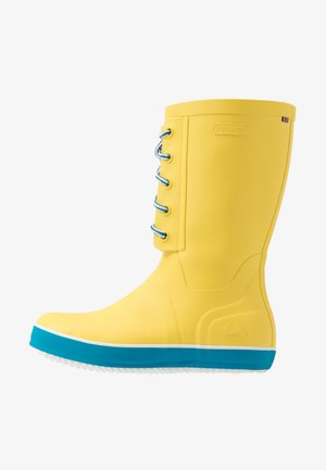 RETRO LOGG - Wellies - yellow