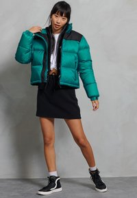 Superdry - Down jacket - tropical green - 0