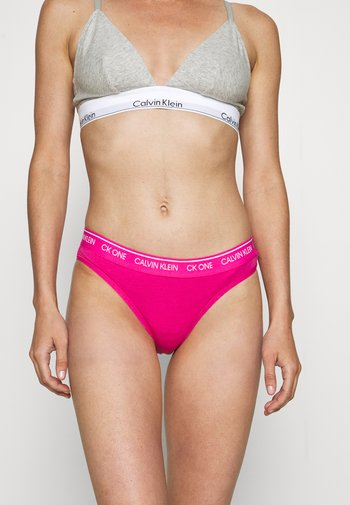 Briefs - party pink