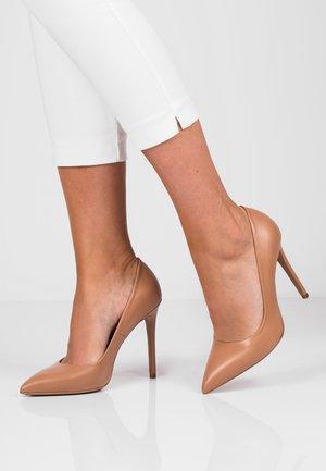 SOFIA - High heels - nude