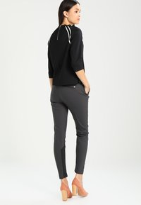 Mos Mosh - BLAKE NIGHT - Trousers - antracite - 3