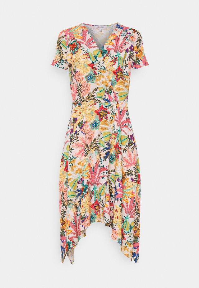 Robe d'été - multico