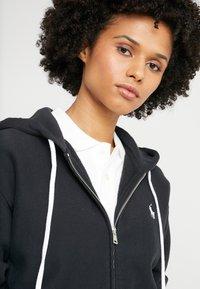 Polo Ralph Lauren - SEASONAL  - veste en sweat zippée - polo black - 3