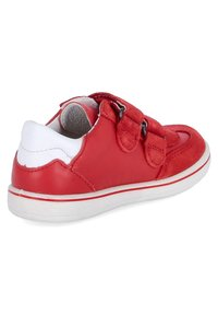 Ricosta - Baby shoes - rot weiß - 5