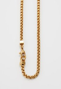 Northskull - ID TAG NECKLACE - Naszyjnik - gold-coloured - 2