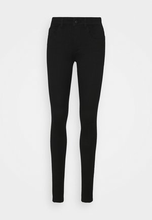 ONLROYAL LIFE SKINNY JEANS  - Jeans Tapered Fit - black