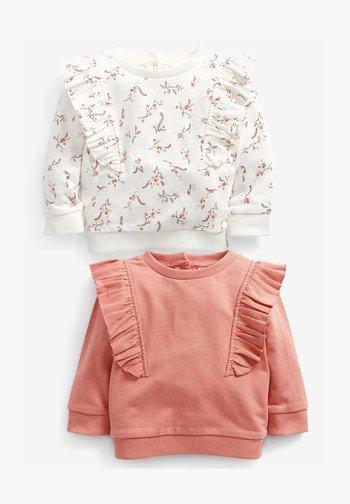 2 PACK - Sweatshirt - pink