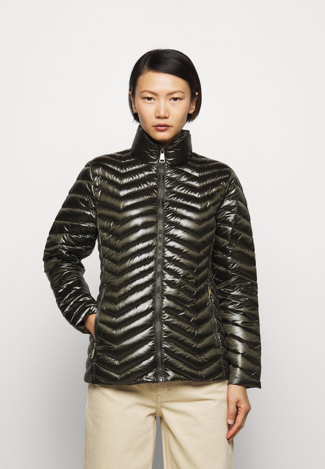 JACKET - Down jacket - kaki