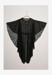 Trendyol - Vapaa-ajan mekko - black - 0