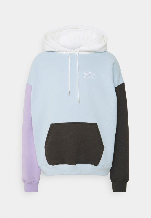 MILO HOODIE UNISEX - Sweatshirt - multicolored