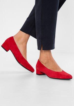 ALICIA - Klassiske pumps - red