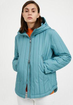 Winter jacket - dark turquois