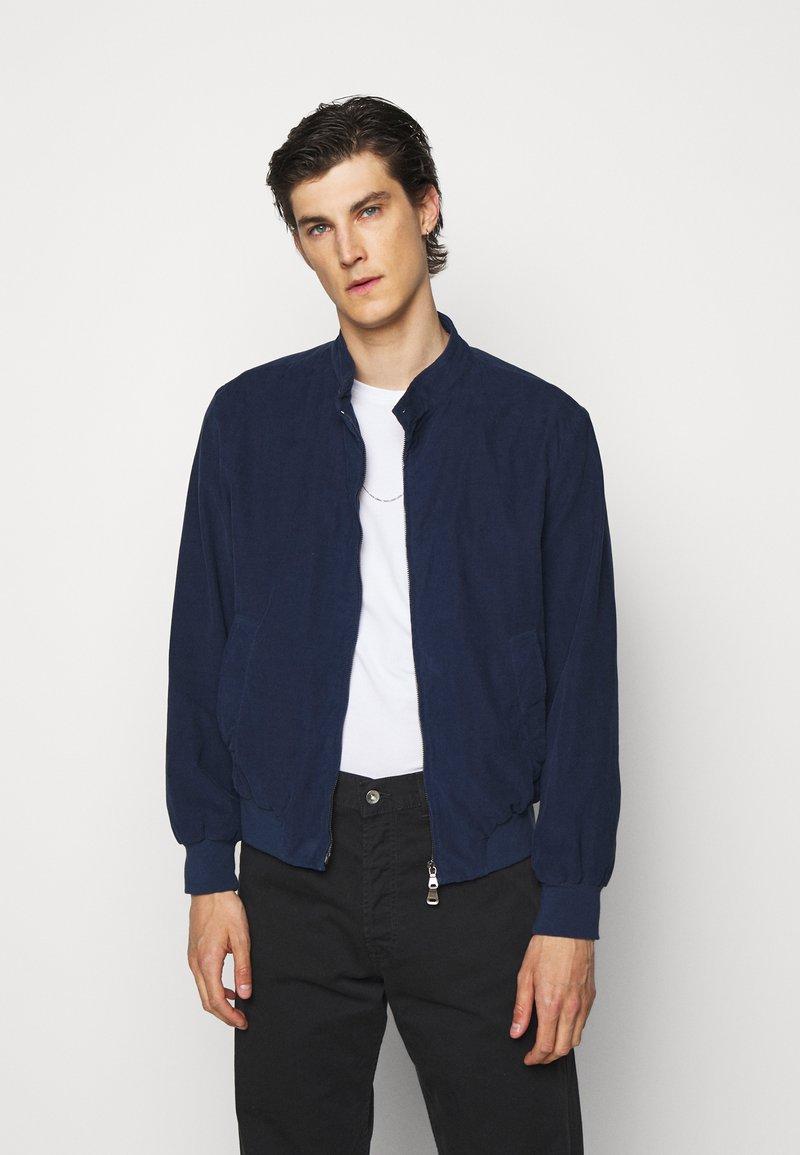 Boglioli - Summer jacket - dark blue