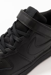 Nike Sportswear - COURT BOROUGH  - Sneakers laag - black - 2