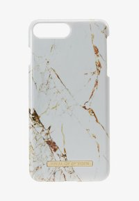 iDeal of Sweden - FASHION CASE MARBLE - Portacellulare - carrara/gold-coloured - 1