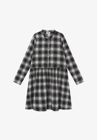 Grunt - DORTHEA  - Shirt dress - black