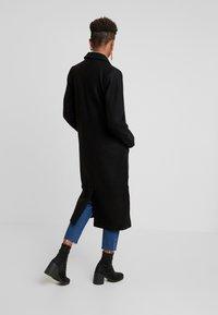 Vila - Classic coat - black - 2