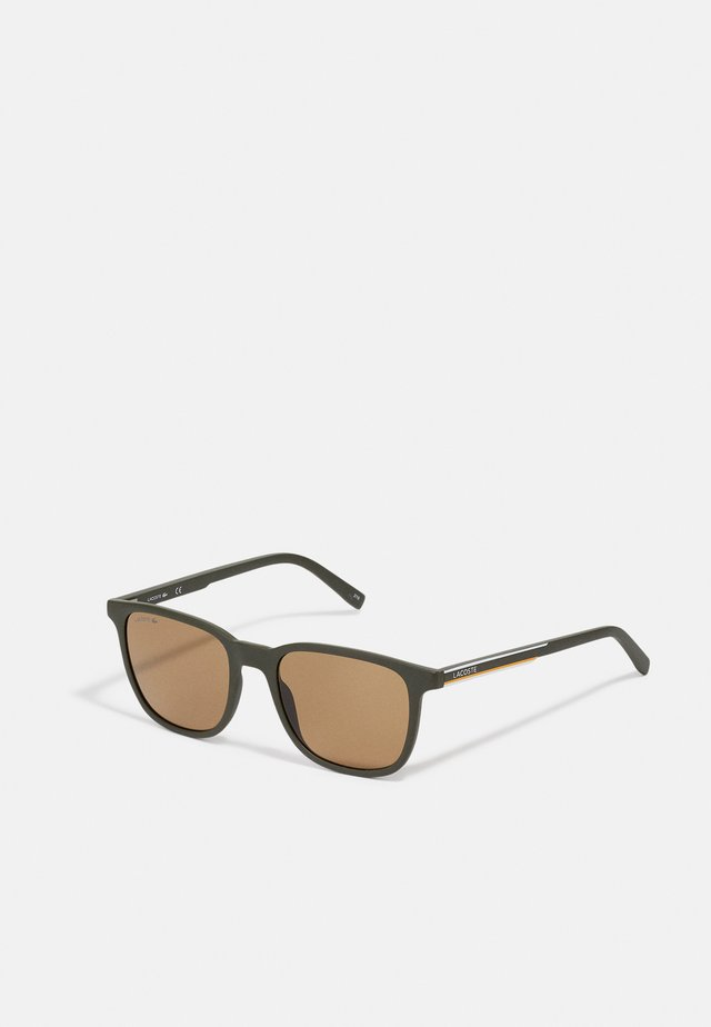 UNISEX - Occhiali da sole - matte khaki